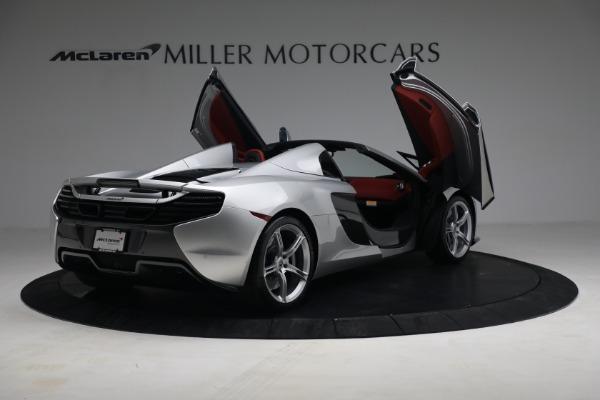 Used 2015 McLaren 650S Spider for sale $179,990 at Alfa Romeo of Westport in Westport CT 06880 17