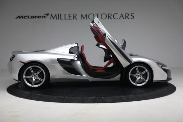 Used 2015 McLaren 650S Spider for sale $179,990 at Alfa Romeo of Westport in Westport CT 06880 18
