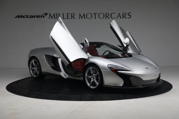 Used 2015 McLaren 650S Spider for sale $179,990 at Alfa Romeo of Westport in Westport CT 06880 19