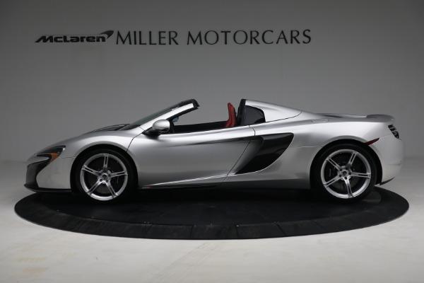 Used 2015 McLaren 650S Spider for sale $179,990 at Alfa Romeo of Westport in Westport CT 06880 2