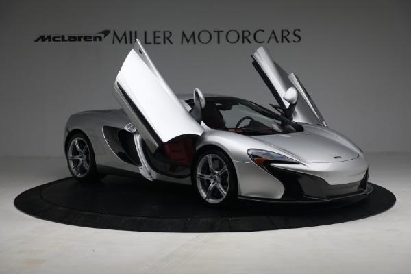 Used 2015 McLaren 650S Spider for sale $179,990 at Alfa Romeo of Westport in Westport CT 06880 20