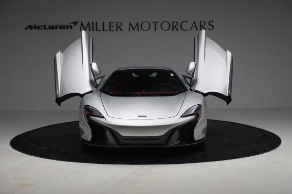 Used 2015 McLaren 650S Spider for sale $179,990 at Alfa Romeo of Westport in Westport CT 06880 21