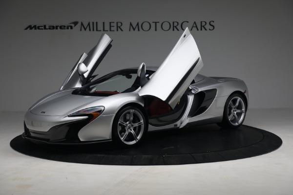 Used 2015 McLaren 650S Spider for sale $179,990 at Alfa Romeo of Westport in Westport CT 06880 22