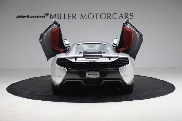 Used 2015 McLaren 650S Spider for sale $179,990 at Alfa Romeo of Westport in Westport CT 06880 24