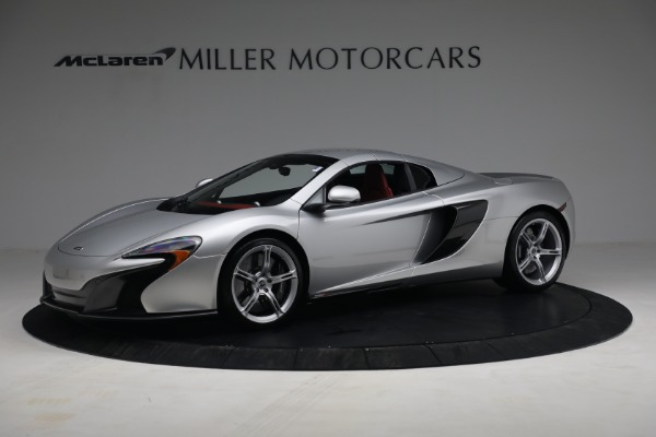 Used 2015 McLaren 650S Spider for sale $179,990 at Alfa Romeo of Westport in Westport CT 06880 26