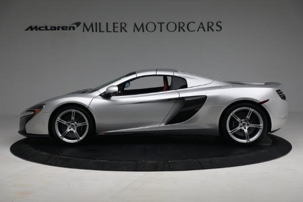 Used 2015 McLaren 650S Spider for sale $179,990 at Alfa Romeo of Westport in Westport CT 06880 27