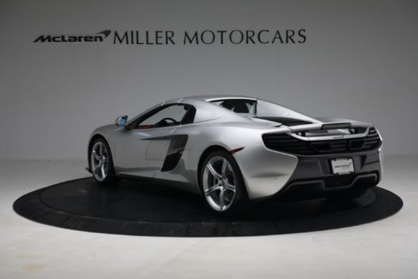 Used 2015 McLaren 650S Spider for sale $179,990 at Alfa Romeo of Westport in Westport CT 06880 28