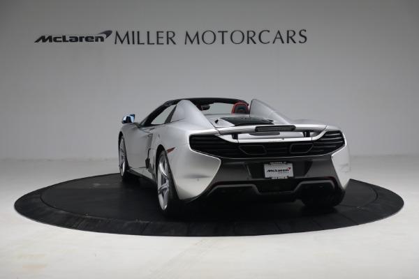 Used 2015 McLaren 650S Spider for sale $179,990 at Alfa Romeo of Westport in Westport CT 06880 4