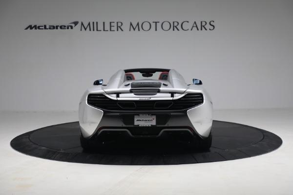 Used 2015 McLaren 650S Spider for sale $179,990 at Alfa Romeo of Westport in Westport CT 06880 5