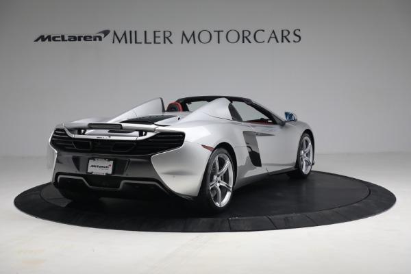 Used 2015 McLaren 650S Spider for sale $179,990 at Alfa Romeo of Westport in Westport CT 06880 6