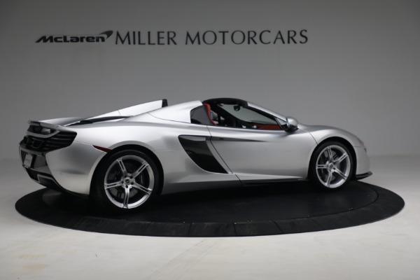 Used 2015 McLaren 650S Spider for sale $179,990 at Alfa Romeo of Westport in Westport CT 06880 7