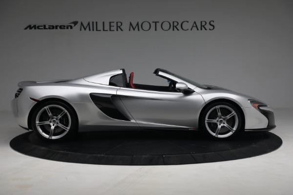Used 2015 McLaren 650S Spider for sale $179,990 at Alfa Romeo of Westport in Westport CT 06880 8