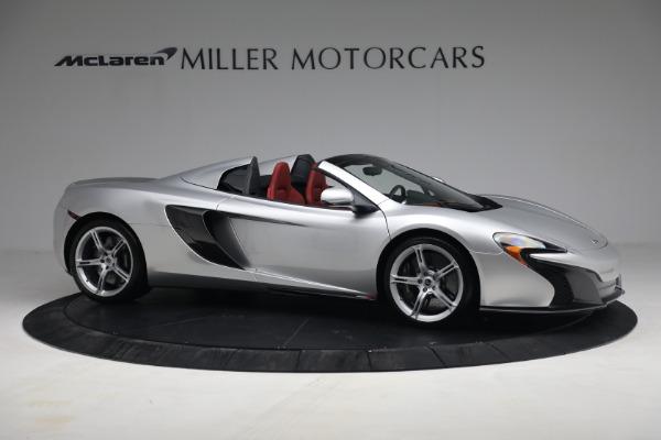 Used 2015 McLaren 650S Spider for sale $179,990 at Alfa Romeo of Westport in Westport CT 06880 9