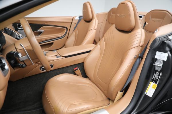 Used 2019 Aston Martin DB11 Volante for sale $212,990 at Alfa Romeo of Westport in Westport CT 06880 21