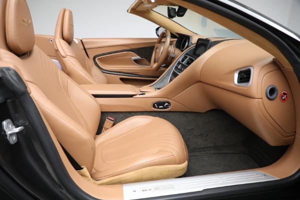 Used 2019 Aston Martin DB11 Volante for sale $212,990 at Alfa Romeo of Westport in Westport CT 06880 25