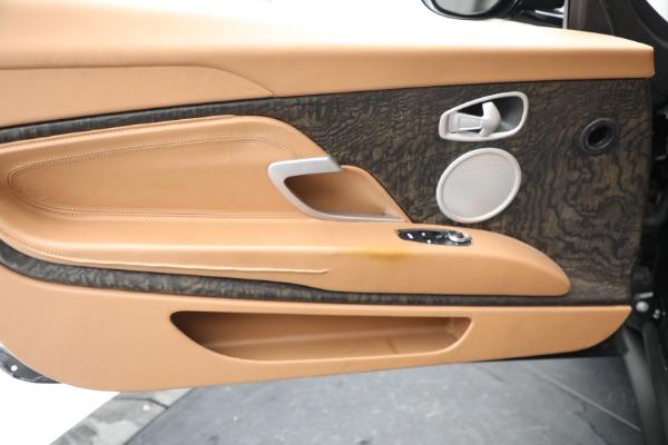 Used 2019 Aston Martin DB11 Volante for sale $212,990 at Alfa Romeo of Westport in Westport CT 06880 28