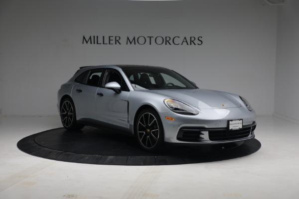 Used 2018 Porsche Panamera 4 Sport Turismo for sale $97,900 at Alfa Romeo of Westport in Westport CT 06880 11