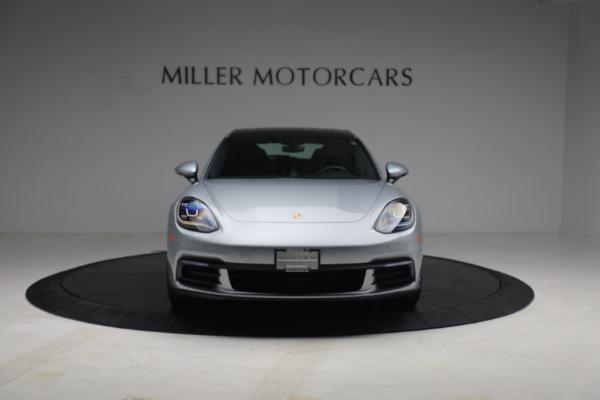 Used 2018 Porsche Panamera 4 Sport Turismo for sale $97,900 at Alfa Romeo of Westport in Westport CT 06880 12