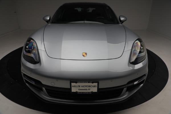 Used 2018 Porsche Panamera 4 Sport Turismo for sale $97,900 at Alfa Romeo of Westport in Westport CT 06880 13