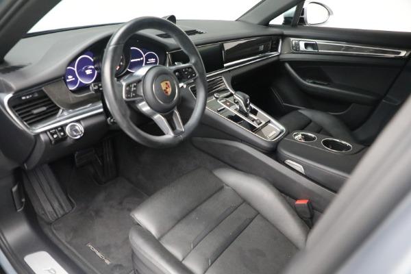 Used 2018 Porsche Panamera 4 Sport Turismo for sale $97,900 at Alfa Romeo of Westport in Westport CT 06880 17