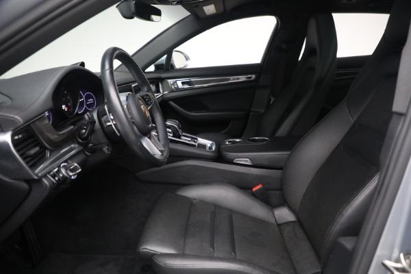 Used 2018 Porsche Panamera 4 Sport Turismo for sale $97,900 at Alfa Romeo of Westport in Westport CT 06880 18