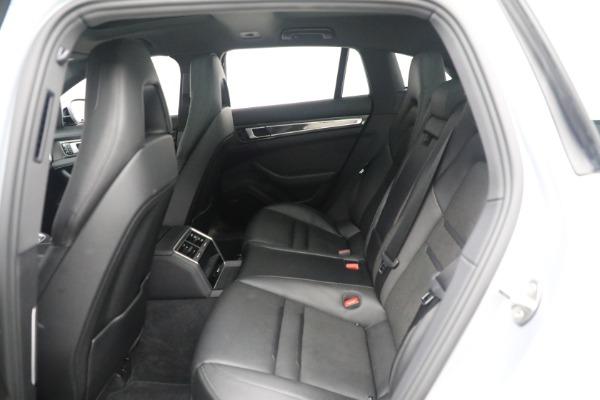 Used 2018 Porsche Panamera 4 Sport Turismo for sale $97,900 at Alfa Romeo of Westport in Westport CT 06880 21