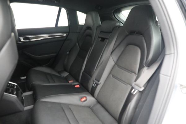 Used 2018 Porsche Panamera 4 Sport Turismo for sale $97,900 at Alfa Romeo of Westport in Westport CT 06880 22