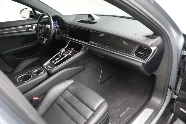 Used 2018 Porsche Panamera 4 Sport Turismo for sale $97,900 at Alfa Romeo of Westport in Westport CT 06880 24