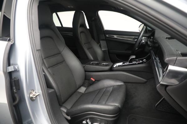 Used 2018 Porsche Panamera 4 Sport Turismo for sale $97,900 at Alfa Romeo of Westport in Westport CT 06880 26