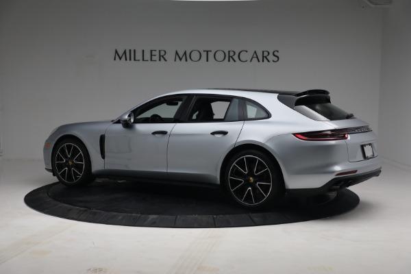 Used 2018 Porsche Panamera 4 Sport Turismo for sale $97,900 at Alfa Romeo of Westport in Westport CT 06880 4