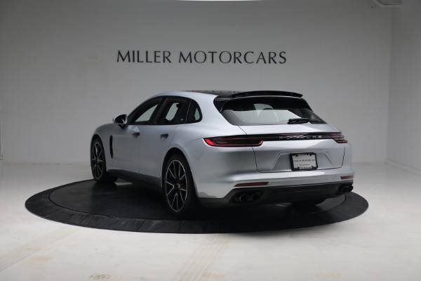 Used 2018 Porsche Panamera 4 Sport Turismo for sale $97,900 at Alfa Romeo of Westport in Westport CT 06880 5