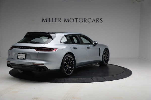 Used 2018 Porsche Panamera 4 Sport Turismo for sale $97,900 at Alfa Romeo of Westport in Westport CT 06880 7