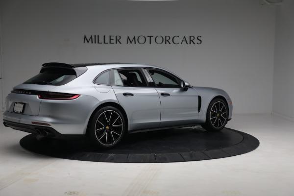 Used 2018 Porsche Panamera 4 Sport Turismo for sale $97,900 at Alfa Romeo of Westport in Westport CT 06880 8