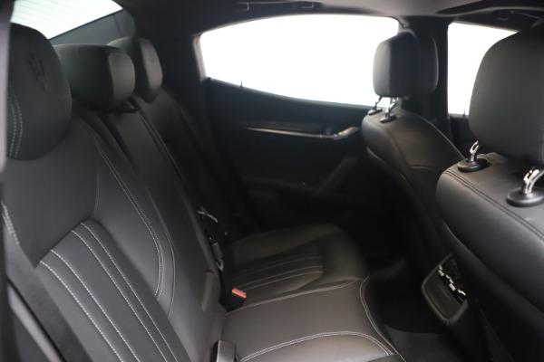 Used 2018 Maserati Ghibli SQ4 for sale $54,900 at Alfa Romeo of Westport in Westport CT 06880 19