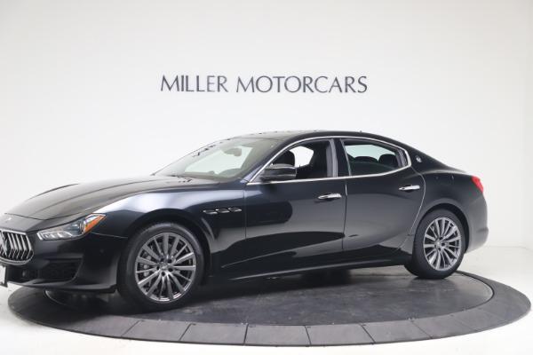 Used 2018 Maserati Ghibli SQ4 for sale $54,900 at Alfa Romeo of Westport in Westport CT 06880 2