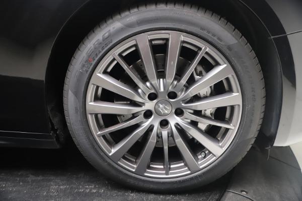 Used 2018 Maserati Ghibli SQ4 for sale $54,900 at Alfa Romeo of Westport in Westport CT 06880 22