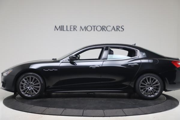 Used 2018 Maserati Ghibli SQ4 for sale $54,900 at Alfa Romeo of Westport in Westport CT 06880 3