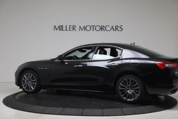 Used 2018 Maserati Ghibli SQ4 for sale $54,900 at Alfa Romeo of Westport in Westport CT 06880 4