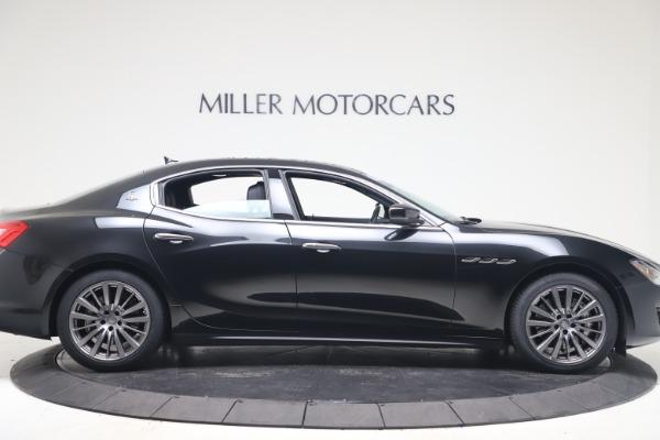 Used 2018 Maserati Ghibli SQ4 for sale $54,900 at Alfa Romeo of Westport in Westport CT 06880 9
