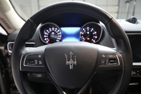 Used 2018 Maserati Levante for sale $57,900 at Alfa Romeo of Westport in Westport CT 06880 16
