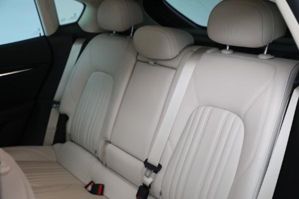 Used 2018 Maserati Levante for sale $57,900 at Alfa Romeo of Westport in Westport CT 06880 18