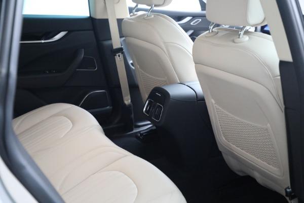 Used 2018 Maserati Levante for sale $57,900 at Alfa Romeo of Westport in Westport CT 06880 19