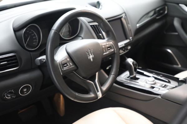 Used 2018 Maserati Levante for sale $57,900 at Alfa Romeo of Westport in Westport CT 06880 20