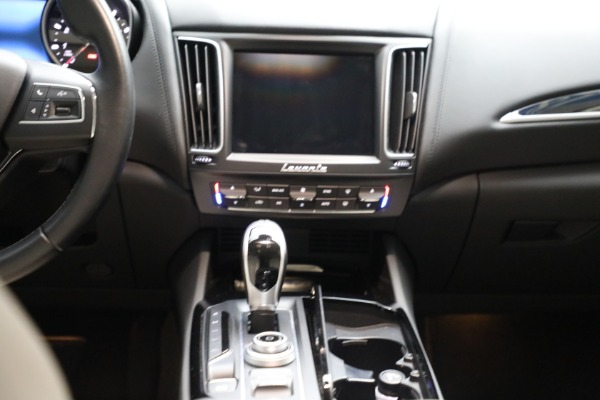 Used 2018 Maserati Levante for sale $57,900 at Alfa Romeo of Westport in Westport CT 06880 21