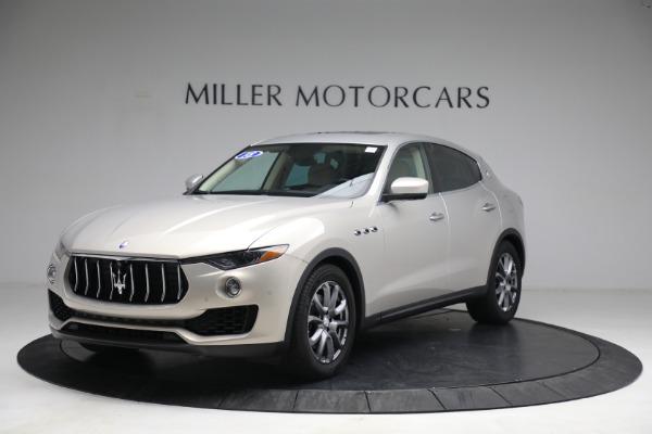 Used 2018 Maserati Levante for sale $57,900 at Alfa Romeo of Westport in Westport CT 06880 1