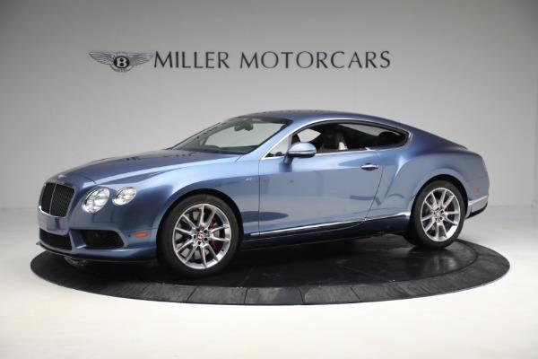Used 2015 Bentley Continental GT V8 S for sale $119,900 at Alfa Romeo of Westport in Westport CT 06880 14