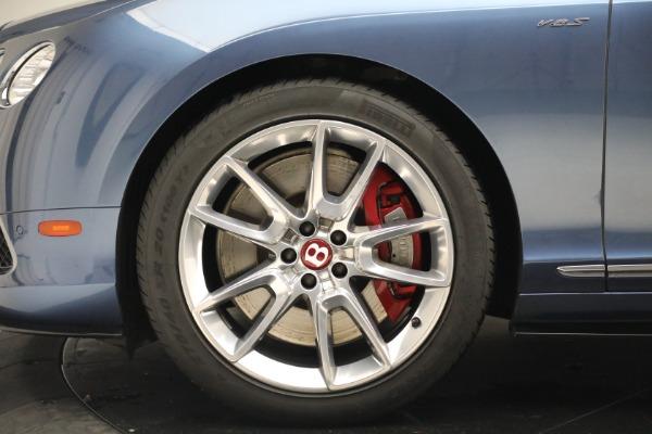 Used 2015 Bentley Continental GT V8 S for sale $119,900 at Alfa Romeo of Westport in Westport CT 06880 16