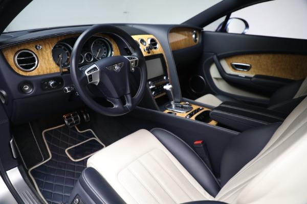 Used 2015 Bentley Continental GT V8 S for sale $119,900 at Alfa Romeo of Westport in Westport CT 06880 17