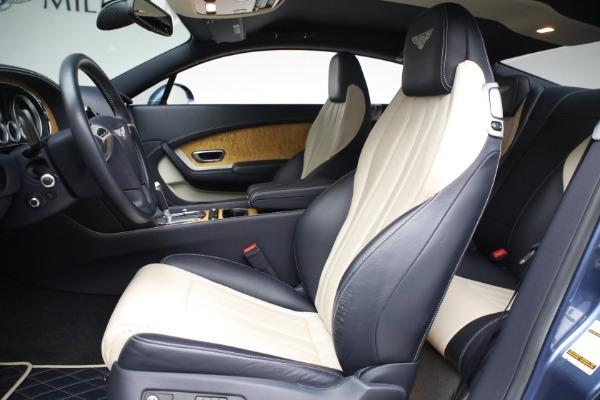 Used 2015 Bentley Continental GT V8 S for sale $119,900 at Alfa Romeo of Westport in Westport CT 06880 18