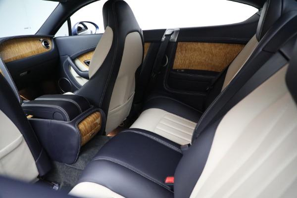 Used 2015 Bentley Continental GT V8 S for sale $119,900 at Alfa Romeo of Westport in Westport CT 06880 21